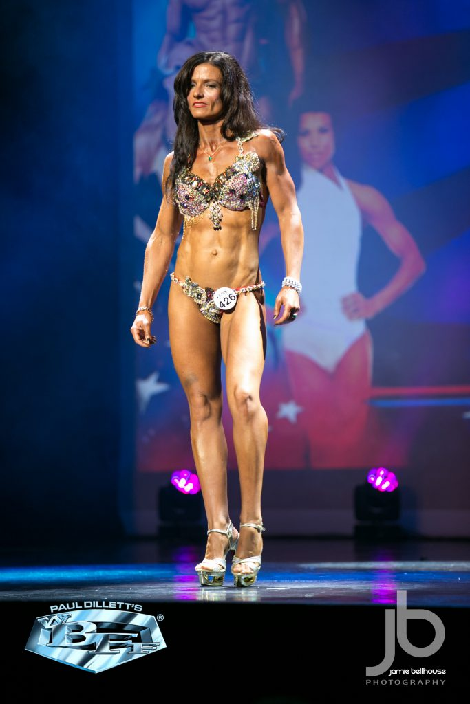 WBFF Fitness Diva International